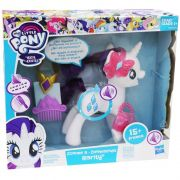Figura My Little Pony Conhecendo as Pôneis Rarity E2584/E1973 - Hasbro