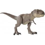 Figura T-Rex Jurassic World Mordida Feroz - Mattel GLC12