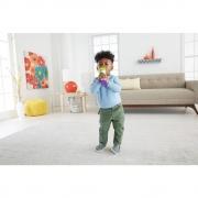 Fisher Microfone Aprender Brincar Mattel FBR74