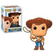 Funko Pop Toy Story 4 Sheriff Woody 522
