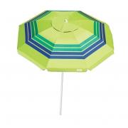 Guarda-sol 2,00 Metros Modelo Aruba Verde Limão - Tobee 1303