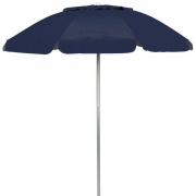 Guarda-Sol Bagum 1,80m Azul Marinho - Mor 3724