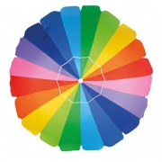 Guarda-Sol Rainbow Alumínio - Mor 3731