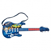 Guitarra Infantil Hot Wheels - Fun F00036