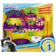 Imaginext A Fábrica de Risada do Coringa - Mattel GBL26