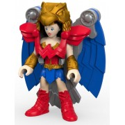 Imaginext Dc Super Friends Mulher Maravilha Drt59 - Mattel