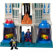 Imaginext Super Friends Sala Da Justica Chh94 Mattel