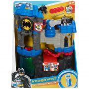 Imaginext Wayne Manor Batcaverna Fmx63 - Mattel