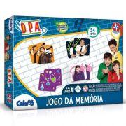Jogo da Memória DPA - Estrela