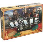 Jogo de Estratégia War Vikings - Grow 3450