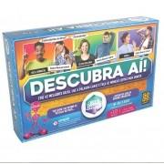 Jogo Descubra Aí - Grow 3994