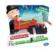 Jogo Monopoly Chuva de Dinheiro E3037 - Hasbro