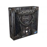 Jogo Monopoly Game Of Thrones E3278 - Hasbro