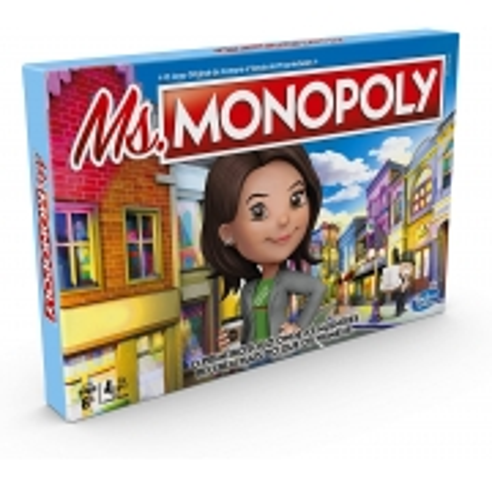 Jogo Ms. Monopoly - Hasbro E8424