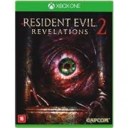 Jogo Resident Evil Revelations 2 Xbox One - Capcom