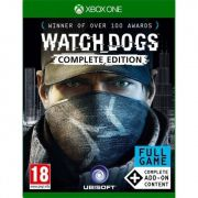 Jogo Watch Dogs Complete Edition Xbox One - Mgsp