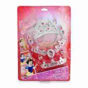 Kit Beleza Princesas Disney Branca De Neve