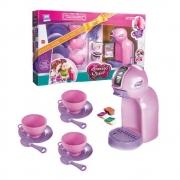 Kit Cafeteira Cápsulas  - Zuca Toys 43768