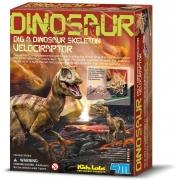 Kit De Escavação Velociraptor - Kosmika 13234