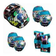 Kit de Proteção Infantil Monster Tam. Único ES200 - Atrio