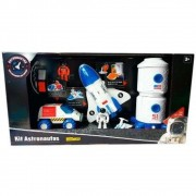 Kit Espacial Astronautas - Fun F0024-4