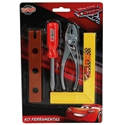 Kit Ferramentas Modelo 1 Carros 26839 Toyng