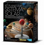 Kit Planetário Sistema Solar - Kosmika 03257