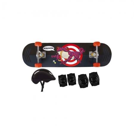 Kit Skate Infantil Sapo - Mor  40600201