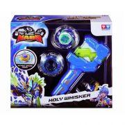 Lançador e Pião de Batalha Infinity Nado Holy Whisker - Candide 3902