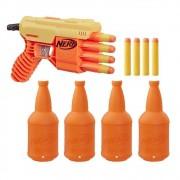 Lançador Nerf Alpha Strike Kit com Alvos - Hasbro E8309