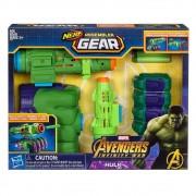 Lançador Nerf Marvel Avengers Hulk E0612 - Hasbro