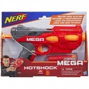 Lançador Nerf N-strike Mega Hotshock B4969 - Hasbro
