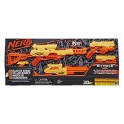 Lançadores Nerf  Alpha Strike - Missão Completa E8340 - Hasbro