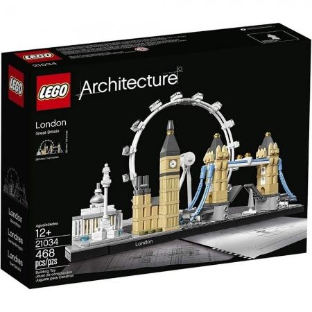 Lego Architecture Londres - Lego 21034