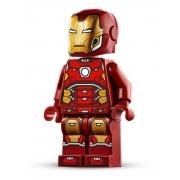 Lego Avengers Robô Iron Man - Lego 76140