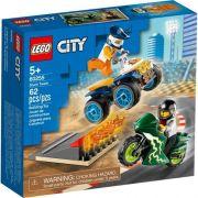Lego City A Equipe de Acrobacias Radicais com 62 Peças - 60255