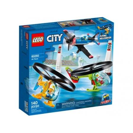 Lego City  Corrida Aérea -  Lego 60260