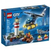 Lego City Policia de Elite:Captura no Farol - Lego 60274