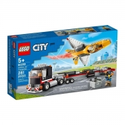 Lego City Transportador de Avião de Acrobacias Aéreas - Lego 60289