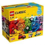 LEGO Classic - Caixa Peças Sobre Rodas 10715