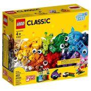 Lego Classic Peças e Olhos 11003