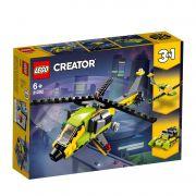 Lego Creator Aventura De Helicoptero 31092