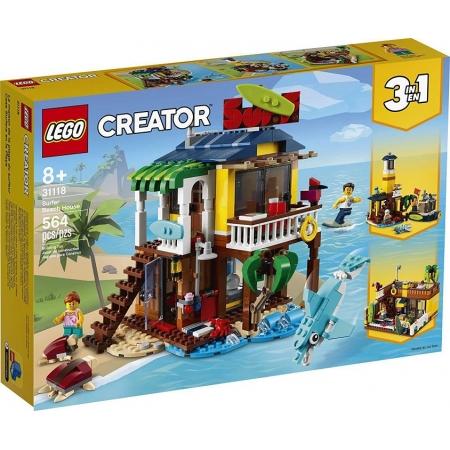 Lego creator casa da praia de surfista - Lego 31118