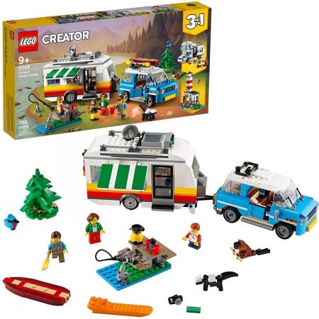 Lego Creator Férias em Família no Trailer - Lego 31108