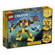 Lego Creator Robô Subaquático 31090