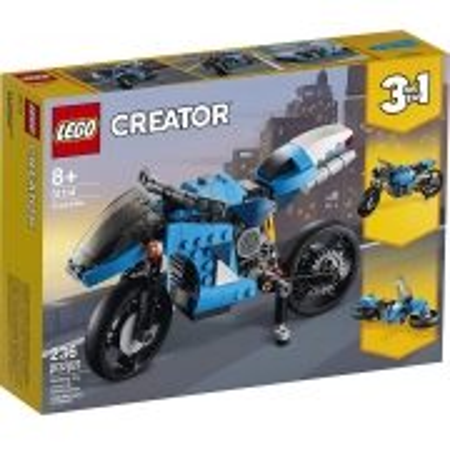 Lego Creator Supermoto - Lego 31114