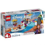 Lego Disney Frozen 2 Expedicao Canoa Da Anna 41165