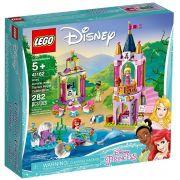 Lego Disney Princesas A Celebração Real de Ariel, Aurora e Tiana 41162