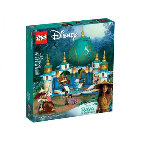 Lego Disney Raya e o Palácio Coração - Lego 43181