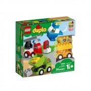 Lego Duplo As Minhas Primeiras Criacoes De Veiculos 10886